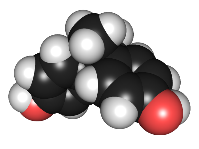 chemical structure of bpa