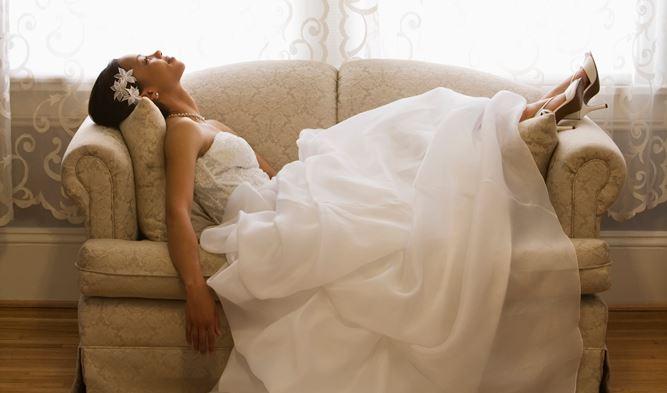 Wedding Night and Stress Factors